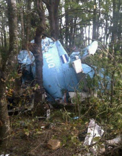 Recent Plane Crashes In Honduras And Ireland