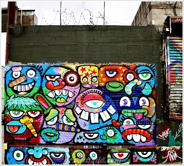 Street Art Locations New York
