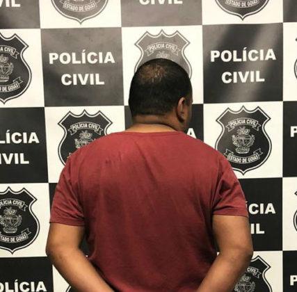 Senador Canedo: Foragido da Justiça Federal é preso pela Polícia Civil