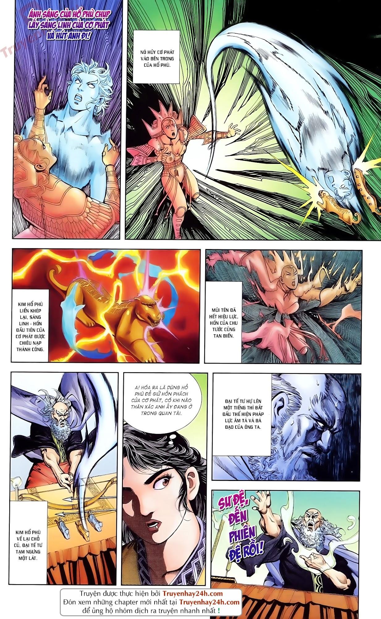 Cơ Phát Khai Chu Bản chapter 79 trang 18
