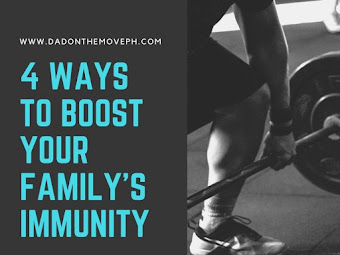 4 Effective Ways To Boost Your Family's Immunity At All Times