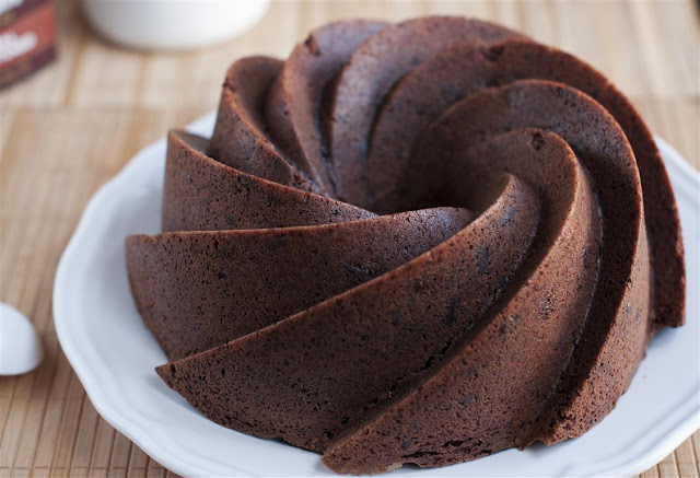 Death  by chocolate bundt cake