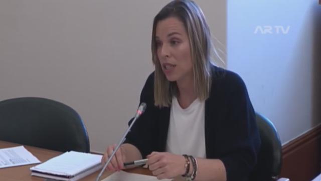 Deputada figueirense Ana Oliveira em audiência com o Movimento SOS Cabedelo na Assembleia da República