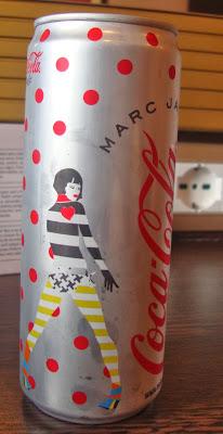 latinha de Coca-cola colecionável