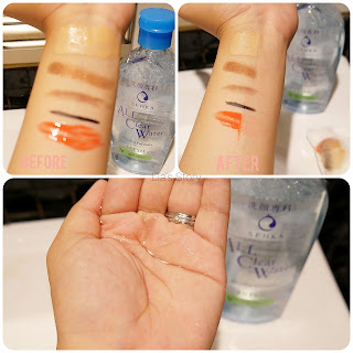 review-hasil-senka-all-clear-water-fresh