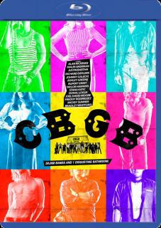 CBGB (2013) DVDRip Latino