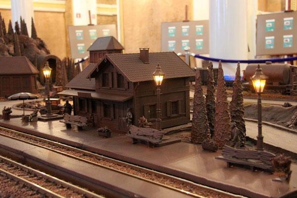 متحف الشوكولا