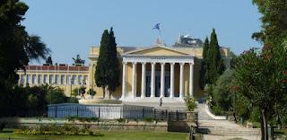 Jardines Nacionales de Atenas.
