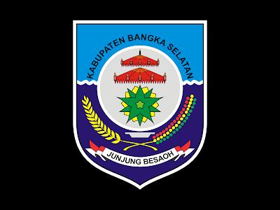 Logo Kabupaten Bangka Selatan Vector Cdr & Png HD | GUDRIL