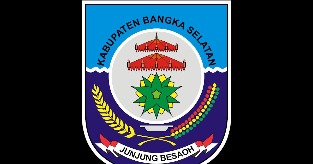 Warung Vector Logo Kabupaten Bangka Selatan Vector Cdr Png Hd