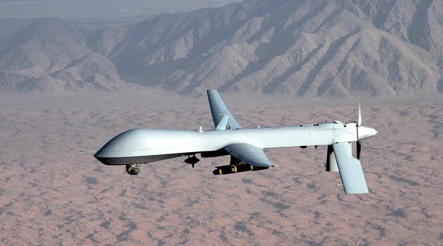 Amerika Serikat Kerahkan Drone Serbu Korea Selatan