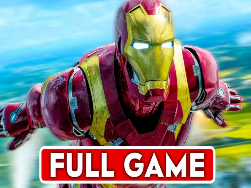 Download Iron Man 1 Game PC Free on Windows 7,8,10
