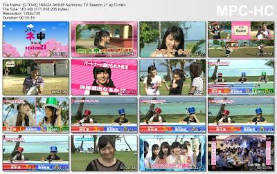 160424 AKB48 Nemousu TV Season 21 Ep 10 Subtitle Indonesia