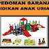 Download Pedoman Sarana Prasarana Sekolah PAUD Tahun 2017/2018