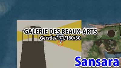 http://maps.secondlife.com/secondlife/Gerstle/171/160/30