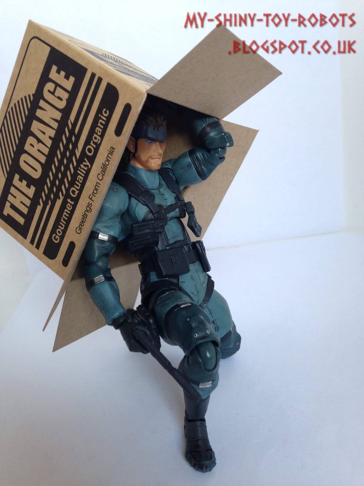 my shiny toy robots toybox review figma solid snake mgs2 ver