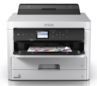 Herunterladen Epson WorkForce Pro WF‑C5210DW Treiber und software für Windows 10, Windows 8.1, Windows 8, Windows 7 und Mac