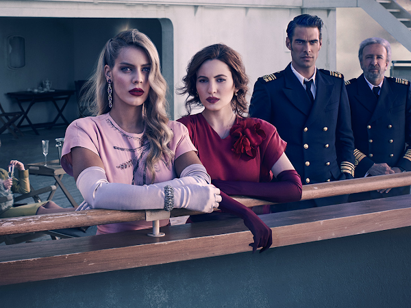 TV Review: 'High Seas' ('Alta Mar') Season 1 Premiere Indicates Strong Netflix Voyage