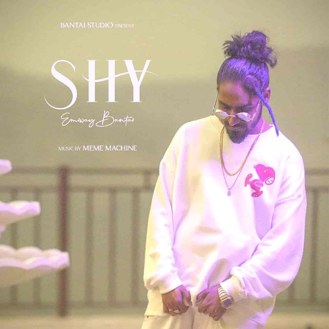 Shy Rap Song Lyrics Emiway Bantai