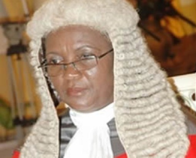 Chief Justice, Gbadegbe step down from Montie FM contempt case
