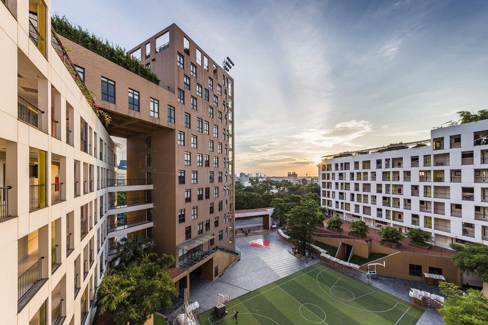 Trường Marie Curie sẽ vào Gamuda Gardens