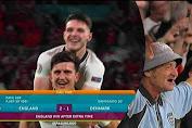 Inggris vs Denmark, Kapten bawa Inggris ke Final Euro 2020