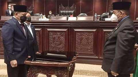 DPD RI kehilangan Anggota DPD RI dari Provinsi Kalimantan Timur, Muhammad Idris S