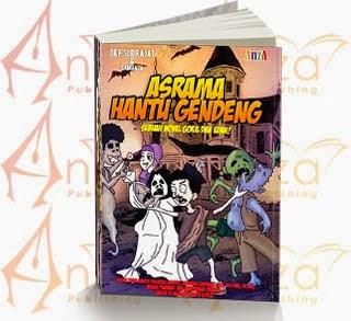 Cover Asrama Hantu Gendeng
