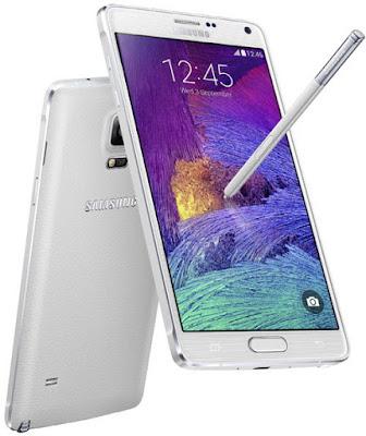 Samsung Galaxy Note 4s SM-N916L
