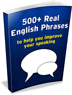Download free book 500 + Real English Phrases pdf