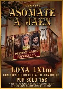 El Perdón de Jaén anima a sus cofrades a poner a sus Titulares en el balcón