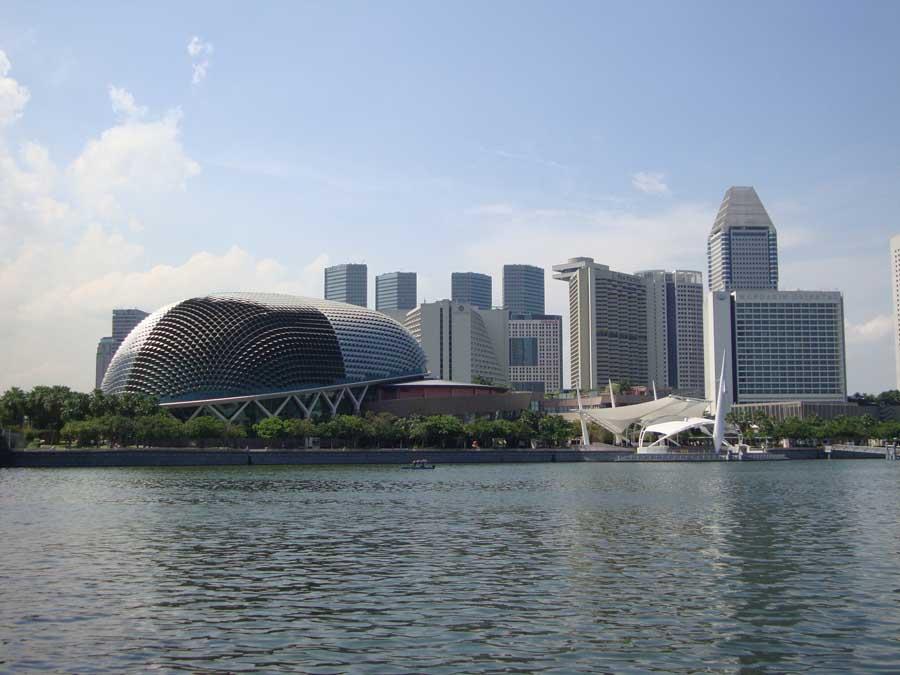esplanade theatre singapore - photo #23