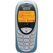 Spesifikasi Handphone Siemens C55