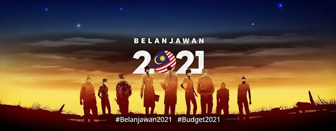 Siaran Langsung Pembentangan Belanjawan 2021