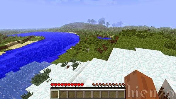Minecraft PC Gameplay