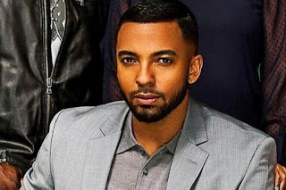 Picture of American actor, Christian Keyes