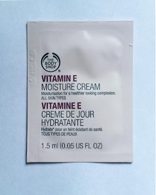 The Body Shop : La routine Vitamine E crème jour