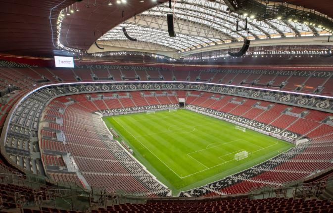 FIFA World Cup Qatar 2022 Al Bayt Stadium Al Bayt Stadium