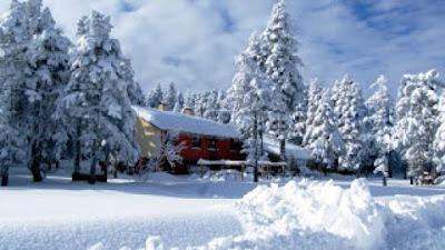 اجمل المناطق الثلجية بتركيا 3