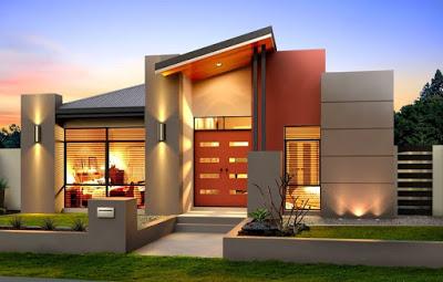 kumpulan gambar rumah modern 2020 untuk inspirasi   rumah