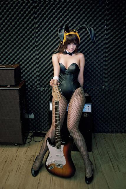 Cosplay Anime Cewek Seksi kawaii
