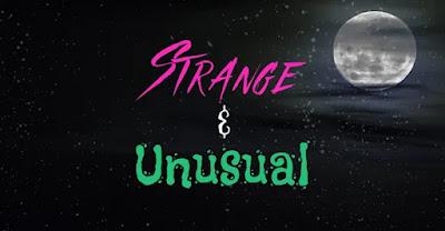 "Hearth & Coffin ""Strange and Unusual"" Issue"