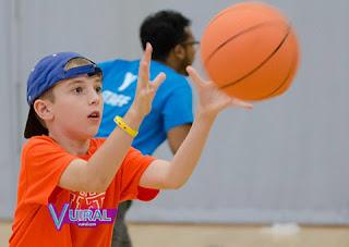 Teknik Dasar Permainan Bola Basket Menangkap Bola