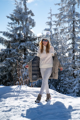 Winterwandern Mauth-Finsterau  Reschbachklause – Siebensteinkopf  Nationalpark Bayerischer Wald 22
