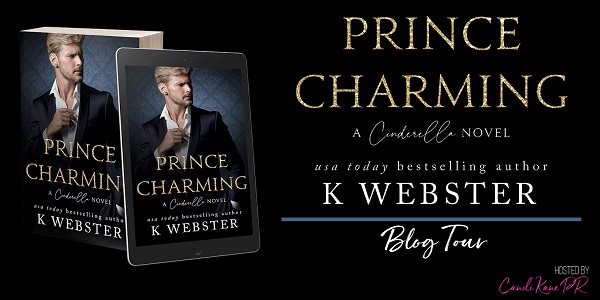 Prince Charming by K. Webster Blog Tour