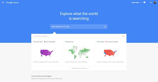 goolge-trends-homepage