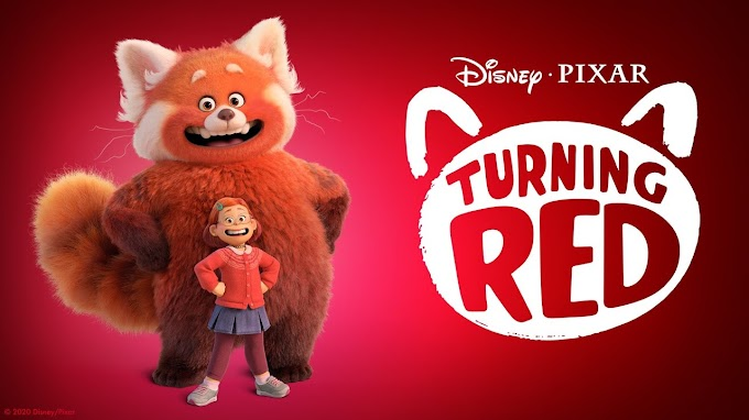 """Pixar Released Trailer for its upcoming Film """"Turning Red"""""""
