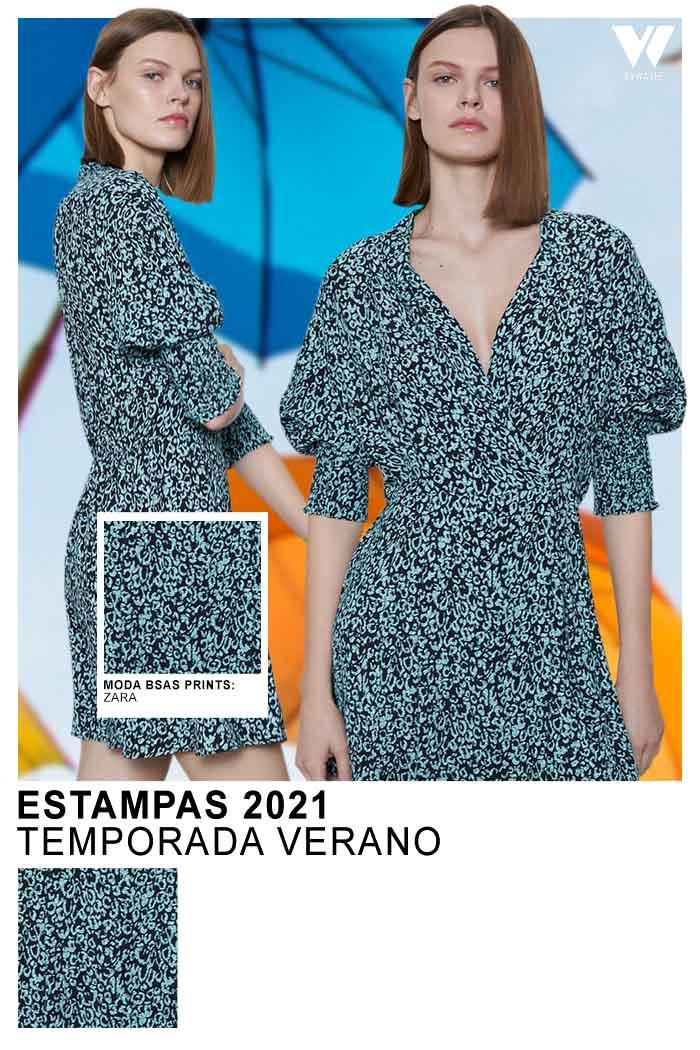 Estampas 2021 Temporada Verano Zara
