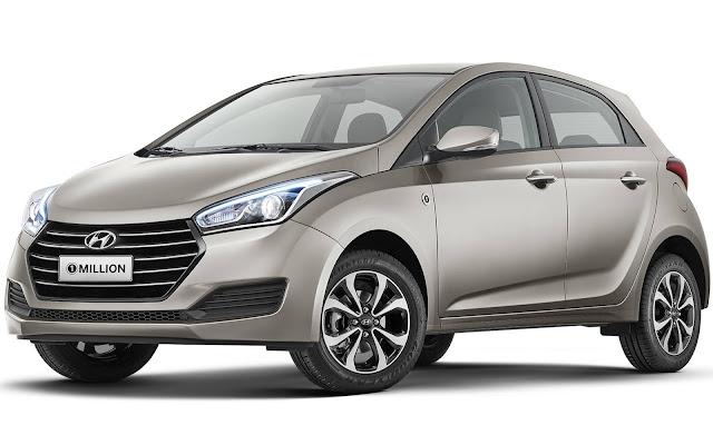 Hyundai HB20 2019