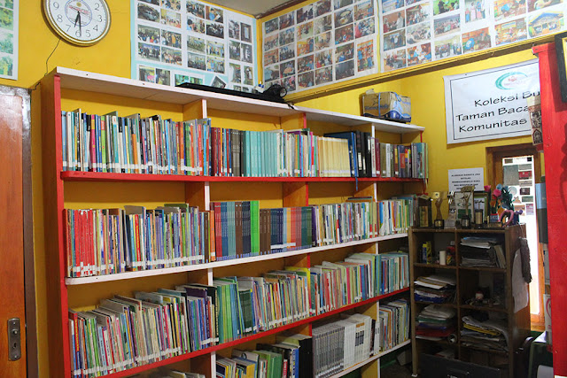 Komunitas Ngejah Membuat Masyarakat Melek Literasi